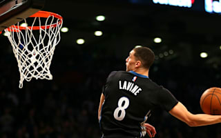 LaVine out for season with torn ACL