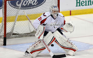 Capitals shutout Kings, shootout success for Oilers