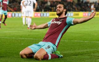 West Ham boss Bilic calms Carroll fitness fears amid England talk