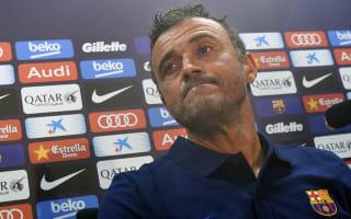 Barcelona on the lookout for a striker - Luis Enrique