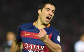 Nacional wanted to send Suarez home - Sosa
