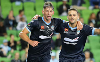 Melbourne City 1 Sydney FC 3: Bobo double helps leaders back to winning ways