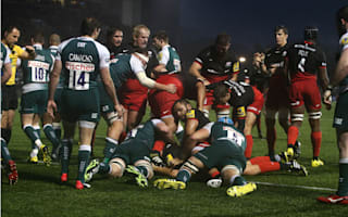 Saracens stay perfect with Tigers win, Falcons shock Bath