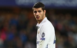 Morata scores as Real Madrid beat Reims