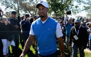 Tiger Woods falls apart in rusty PGA Tour return