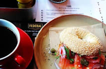 Federal Cafe & Bar