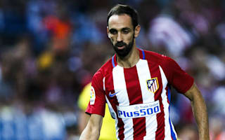 Juanfran confident Atletico will beat Real in Madrid derby