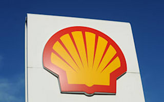 Shell hit by profit warning