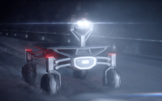 Audi aid team in lunar rover project