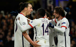 Troyes v Paris Saint-Germain: Champagne on ice for Blanc's men