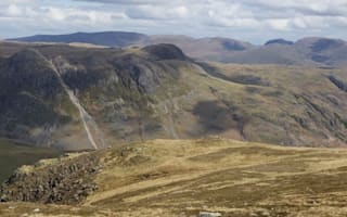 Man dies in fall from Crinkle Crags in Lake District