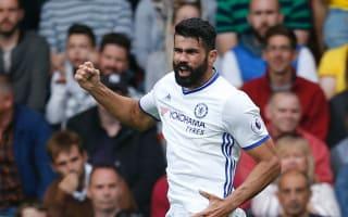 Conte perplexed by Costa criticism