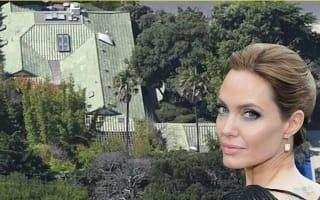 Take a look around Angelina Jolie's new Malibu home