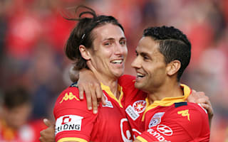 Adelaide United 1 Newcastle Jets 0: Carrusca maintains Reds' winning run