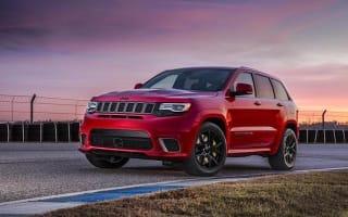 Jeep reveals outrageous new Trackhawk