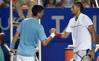 No secret to beating the best - Kyrgios plays it cool after downing Djokovic