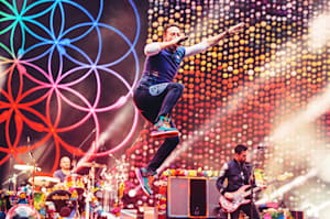 ¿Fan de Coldplay? Podrás ver su próximo concierto en directo y en VR el 17 de agosto