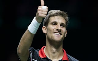 Comeback king Klizan to meet Monfils in Rotterdam final