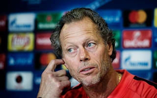 Preud'homme admits Champions League too much for Club Brugge