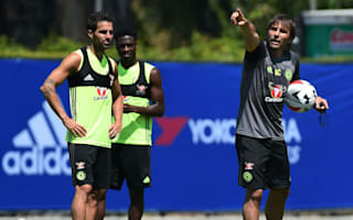 Conte keen to solve defensive issues