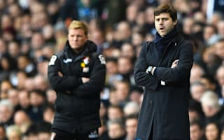 Pochettino one of 'the very best' coaches, says Howe