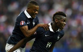 Evra shares his soul with bro Pogba