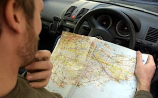 Drivers still favour atlases over sat navs