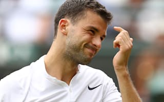 Dimitrov beaten in Washington