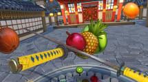 Fruit Ninja VR para HTC Vive es mil veces mejor que el original