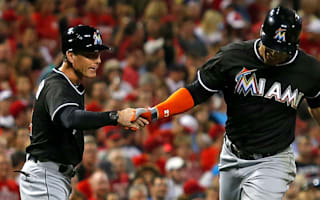 Stanton makes quick recovery from groin strain, rejoins Marlins