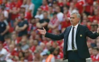 Mourinho dedicates Community Shield win to Louis Van Gaal