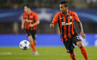 Liverpool 'target' Teixeira suffers injury with Shakhtar