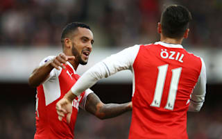 Walcott 'much more resilient' this season - Wenger