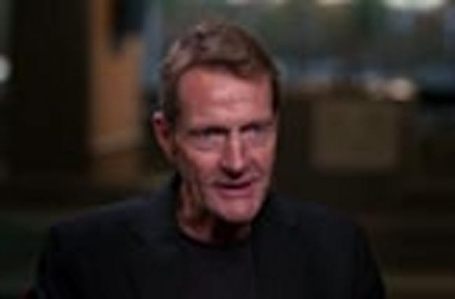 People Behind the Scenes: Lee Child