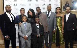 Moonlight emerges as early Oscar contender after dominating Gotham film awards