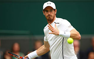Murray makes commanding start at Wimbledon