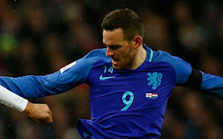 Wolfsburg move for Janssen as Kruse wants out