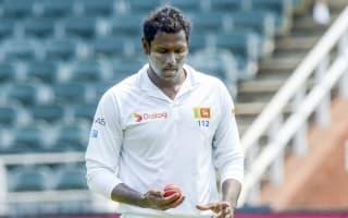 Mathews receives Sri Lanka backing
