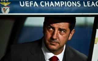 Vitoria upbeat despite Napoli defeat