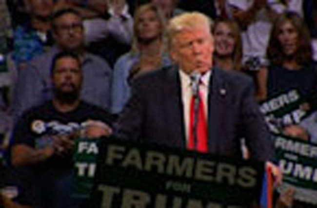 Trump: Clinton 'Lying About Me' at Every Corner