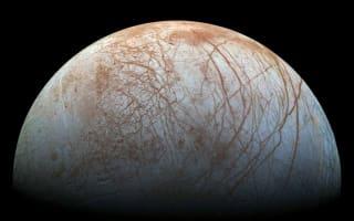 Dark material on Jupiter's moon 'may be sea salt'