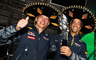 Horner delighted with Ricciardo-Verstappen relationship