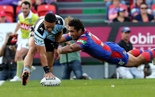 Knights put to the sword by Sharks, Bulldogs ease past Tigers