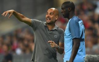 Guardiola has seen how difficult Premier League is - Toure