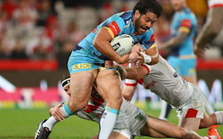 Hurrell extends stay at Titans