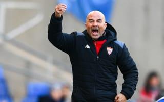 Sevilla 2 Granada 0: Ganso double piles pressure on Atletico
