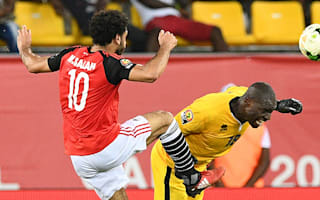 Egypt 1 Uganda 0: El Said to the rescue for Pharaohs