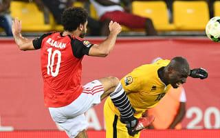Egypt 1 Uganda 0: El Said to the rescue for Pharaohs