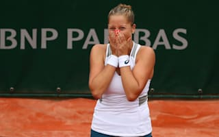 Rogers surprised by French Open exploits, Muguruza marches on