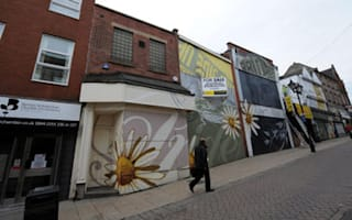 One in 10 shops empty, survey shows
